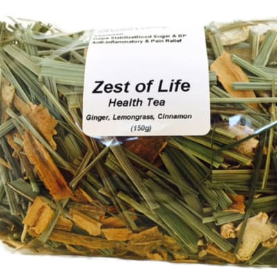 Zest of Life Tea image
