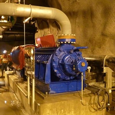 Underground dewatering  pumps image
