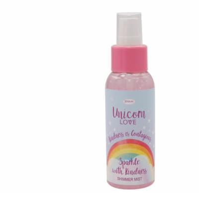 Unicorn Love Sparkle with Kindness Shimmer Mist image