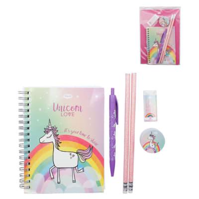 Unicorn Love Stationery Set image