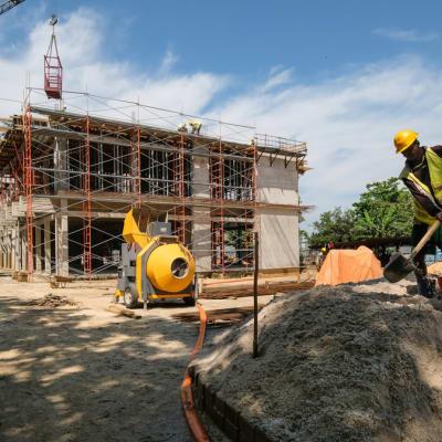 PhD in Infrastructural Development image