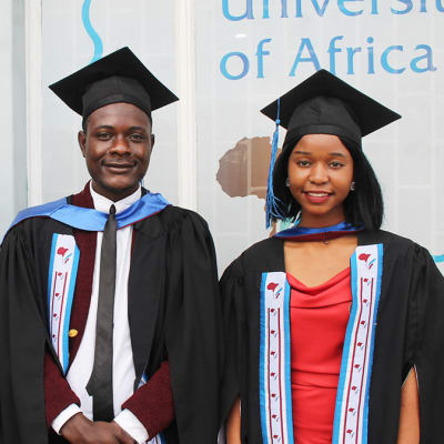 University of Africa Zambia image