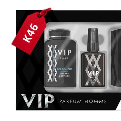 VIP Black Parfum Homme Gift Package  image