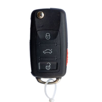 VW Flip Key Shell image