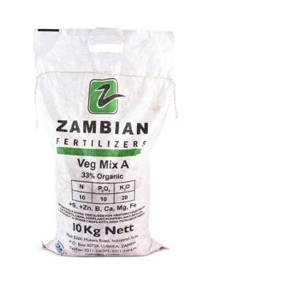 Basal Dressings Veg Mix a  Fertilizer - 10kg image