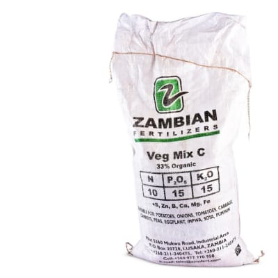 Basal Dressings Veg Mix C  Fertilizer - 5kg image