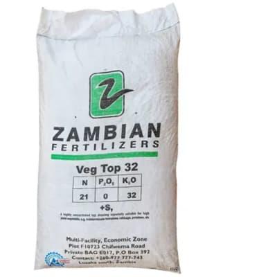 Top Dressings Veg Top 32  Fertilizer - 50kg image