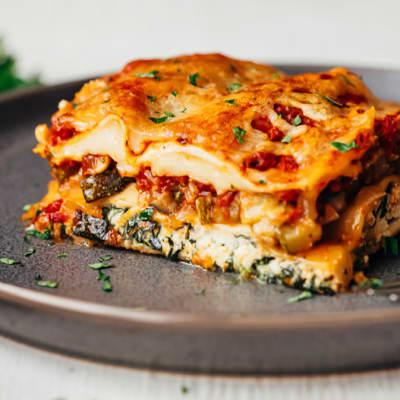 Tansi Kitchen - Veggie Lasagne image