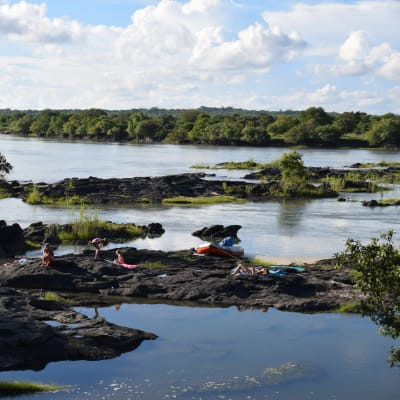 Mawimbi bush adventure image