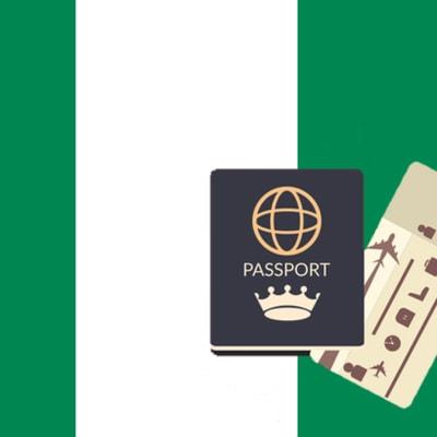 Visa - Nigeria image