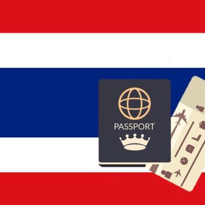Visa - Thailand image