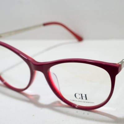 Carolina Herrera Eye glasses Frame - Red image