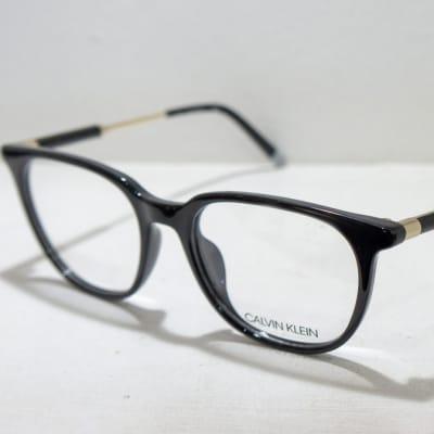 Calvin Klein Full Rim Eyeglass Frames - Black image