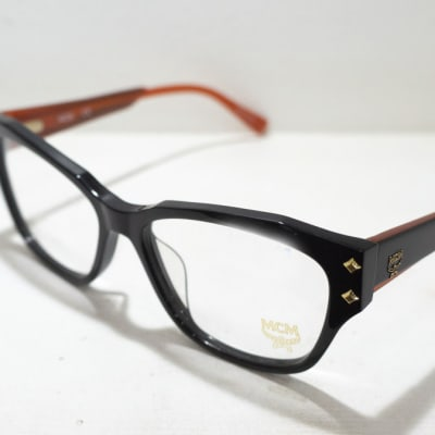 MCM Full Rim Eyeglass Frames - Black image