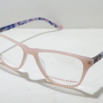 Nineteenth Street Eye glasses Frame - Beige image