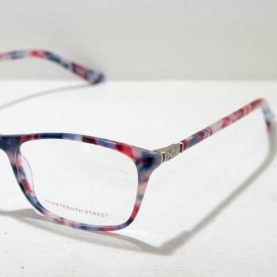 Nineteenth Street Eye glasses Frame - Colourful image