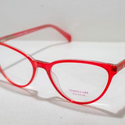 Vision Care  Eye glasses Frame - Orange image