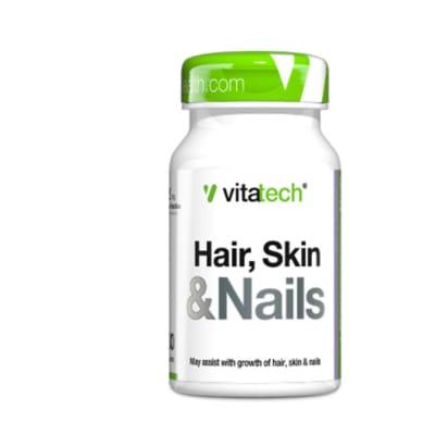 Vitatech - Hair, Skin and Nails image