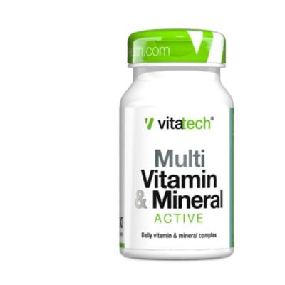 Vitatech - Multi Vitamin & Mineral - Active image