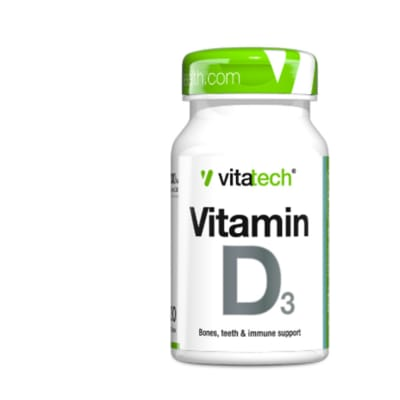 Vitatech - Vitamin D3 image