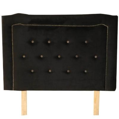 Vubwi  Bed Base Headboard  Black  image