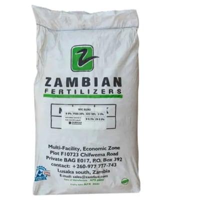 Basal Dressings W.V.C Blend  Fertilizer - 10kg image