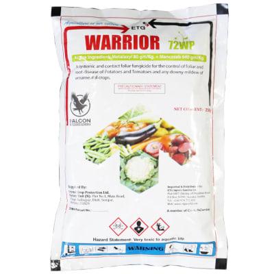 Antimycotic  Warrior  72wp - 250g image