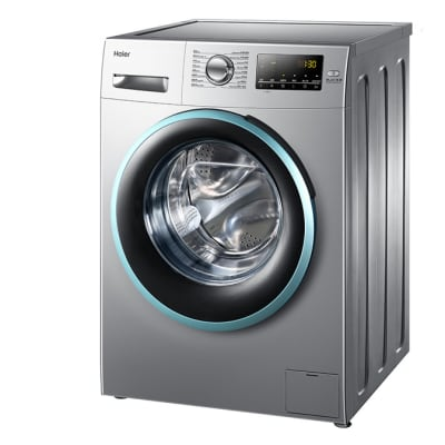 Washing Machines - Haier drum washing machine fully automatic 8 kg - EG8012B39SU1 image
