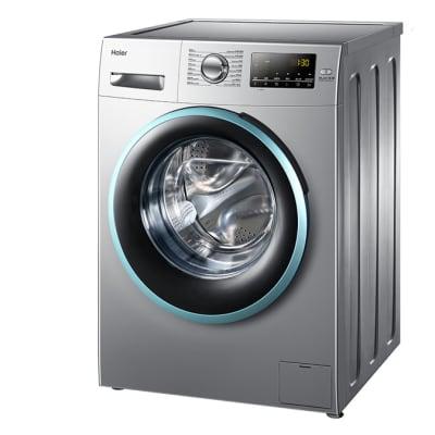Washing Machines - Haier drum washing machine fully automatic 8 kg - EG8012B39SU1 image