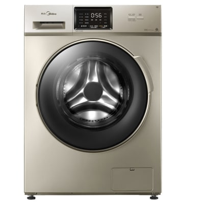 Washing Machines - Midea 8 kg automatic drum washing machine - MG80-1431WDXG image
