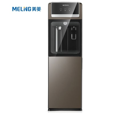Water Dispensers - MeiLing  Vertical Double-door Cold and Hot Drinking Water Machine - MY-L208 image