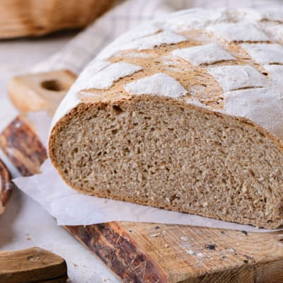 Tansi Kitchen -  Whole Wheat Farmers Loaf image