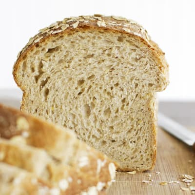 Tansi Kitchen -  Whole Wheat sandwich Loaf image