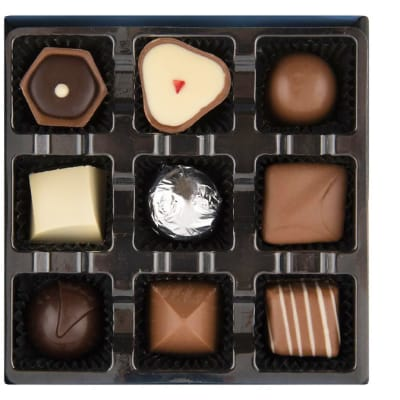 Woolworths Milk, Dark & White Chocolate Selection image