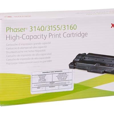 Xerox 108r00909  Toner Cartridge  (3140-Uni)  image