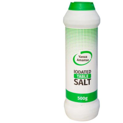 Salt - Iodated image