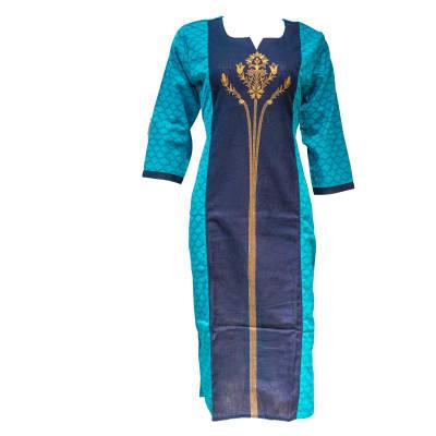 Kurti Pisha blue image