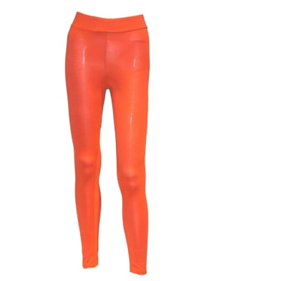 Leggings orange  image