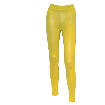 Leggings yellow image