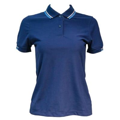 Poligan Polo Top blue  image