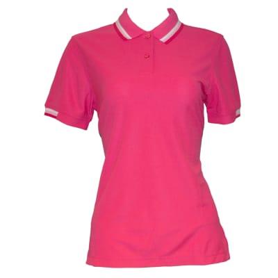 Poligan Polo Top pink image