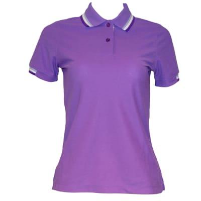 Poligan Polo Top purple image
