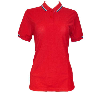 Poligan Polo Top red image