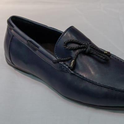 Casual Shoe Moccasins - Men's blue  image
