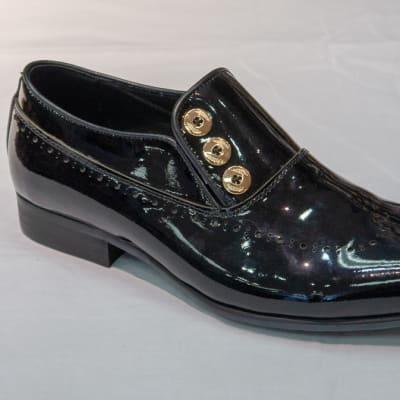Glass Shoe Nobby Cavalli - Men's black no lace image