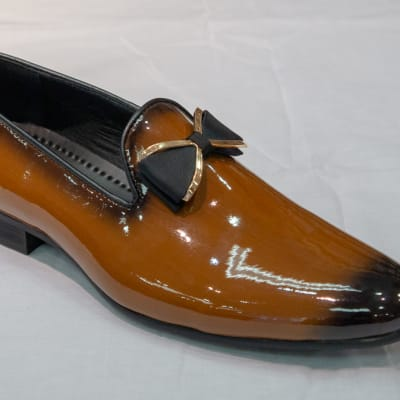 Glass Shoe Nobby Cavalli - Men's tan brown no lace image