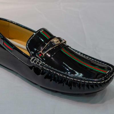 Gucci Moccasin - Women's shiny black image