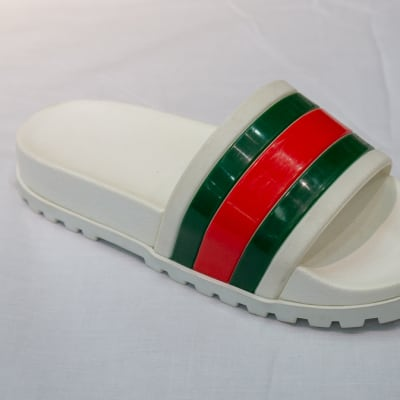 Gucci Slippers - Women's white  image