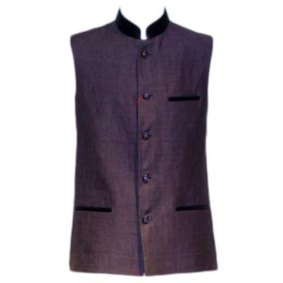 Waist Coat Purple image