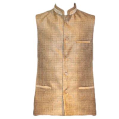 Modi Waist Coat Tan image